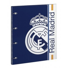 Real madrid - carpeta a4...