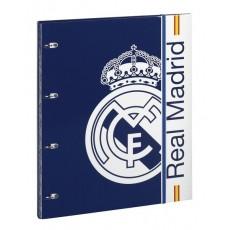 Real madrid - carpeta a4...