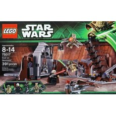 Lego star wars joda vs dooku