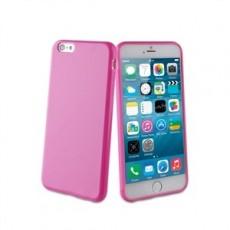 Funda minigel rosa apple iphone 6 5.5 muvit