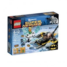 Lego heroes dc artic batman...