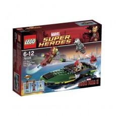 Lego heroes marvel iron man...