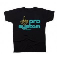 Camiseta atari: pro system...