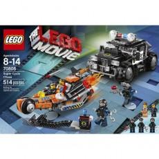 Lego the movie persecucion...