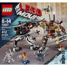 Lego the movie duelo contra...