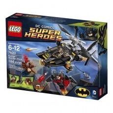 Lego heroes dc batman el...