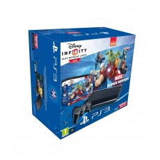 Consola ps3 12gb + disney...