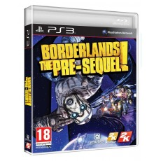 Juego ps3 borderlands  the...