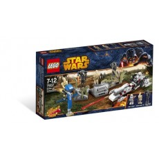 Lego star wars battle on...