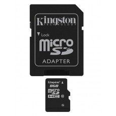 Kingston sdc10/8gb -...
