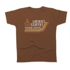 Camiseta atari: game lover...