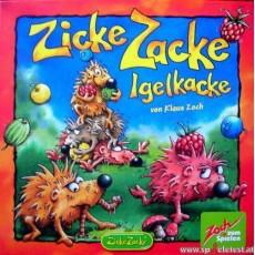 Zicke zacke - erizos cocorico