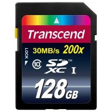Transcend ts128gsdxc10 -...