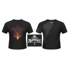 Camiseta alchemy furnace of...
