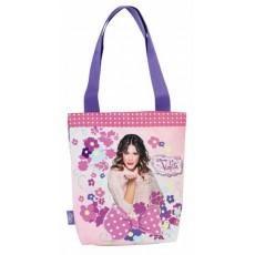 Violetta flowers - bolso...
