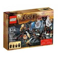 Lego el hobbit las araÑas...