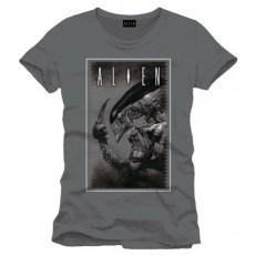Camiseta alien ilustracion m