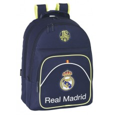 Real madrid - mochila doble...