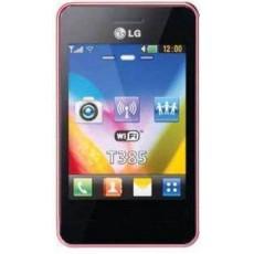 Lg t385 - teléfono móvil, rosa