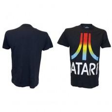 Camiseta atari logo colores l