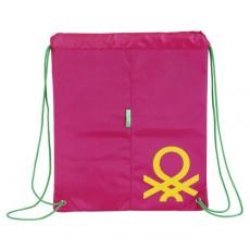Benetton pink - saco plano...