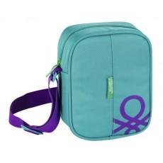 Benetton turquoise -...