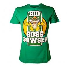 Camiseta nintendo bowser l