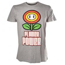 Camiseta nintendo flower...