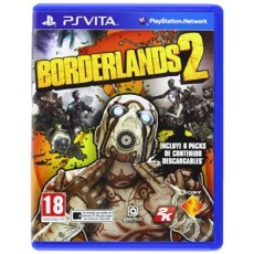 Juego ps vita borderlands 2