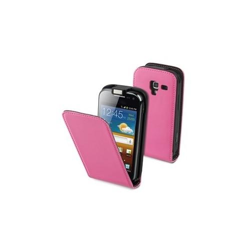 1d364329f95 Muvit MUSLI0128 - Funda slim + protector de pantalla para Samsung ...