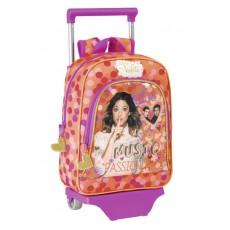Violetta love - mochila...