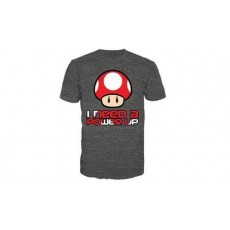 Camiseta nintendo i need...