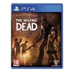 Ps4 the walking dead season...