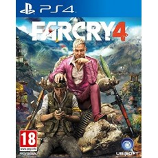 Ubisoft - juego ps4 - far...