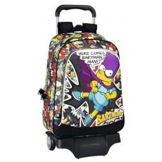 Simpsons bartman - mochila...