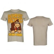 Camiseta nintendo donkey...