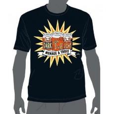 Camiseta the simpsons negra...