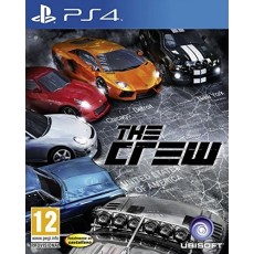Juego ps4 the crew