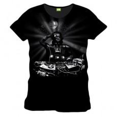 Camiseta star wars dj vader xl