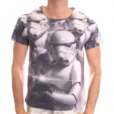 Camiseta stormtrooper full...