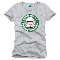 Camiseta star wars...