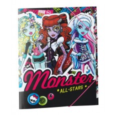 Monster high - carpeta pp...