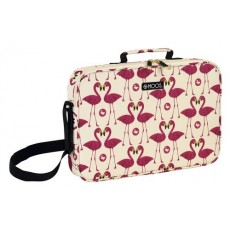 Moos flamingo - cartera...