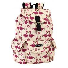 Moos flamingo - mochila...
