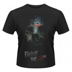 Camiseta viernes 13 mascara l