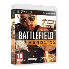 Juego ps3 battlefield hardline