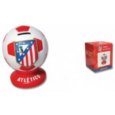 Hucha balon at. madrid resina