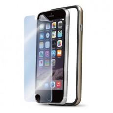 Bumper dorado para iphone 6.
