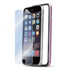 Bumper rosa para iphone 6