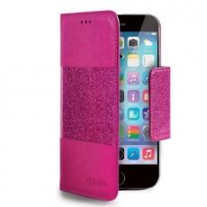 Funda glamour rosa para...